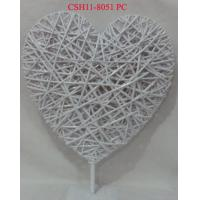 Buy cheap DIFFERENT SIZES UNPEELED WILLOW HEART product