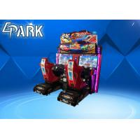 Buy cheap Double Players Outrun Racing Simulator arcade driving machine coin push game machine for sale product