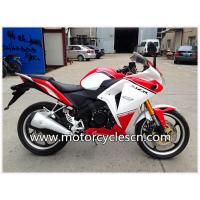 Buy cheap Honda CBR 250 Road Racing Water-Cooled Red White Drag Racing Motorcycles With 4 Stroke product