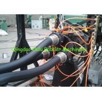 China Energy Saving Rubber Foam Pipe Production Line 1-12 Pipes Per Time wholesale