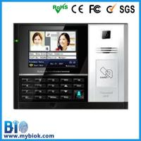 """Buy cheap 3.5"""" Color TFT LCD ID Card Scanner Time Attendance Device Bio-S900 product"""