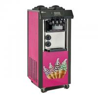 Buy cheap Vertical 25L Fully - Auto Commercial Soft Serve Ice Cream Machine With Low Energy Consumption product