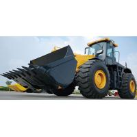 Buy cheap Red 1ton, 3m3 mini Wheel loaderfor sale product