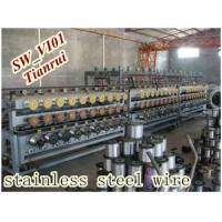 China stainless steel wire for weaving on sale