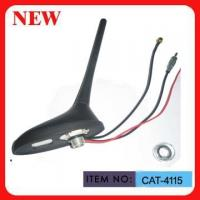 Buy cheap Professional Car GPS Antenna With 3M RG174 Cable Vertical Polarization Twist Shape product