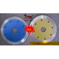 Buy cheap Diamond saw blade wet cutting for granite marble and concrete product