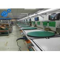 China Household Appliances Computer Assembly Line Optional Width Double Chain Speed on sale