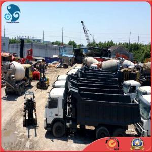 使用された Vovlo の重いダンプ トラック(6*4)