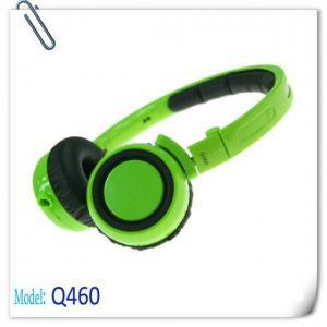 Buy cheap Q460 Quincy Jones Signature Mini On-Ear Headphones Green New product