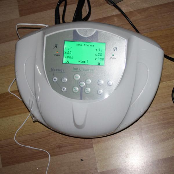 Quality dual detox foot spa AH-06 Remote IR System Dual Detox Foot Spa For Toxin Removing for sale