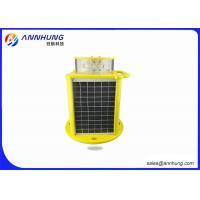 Buy cheap AH-LS/C-6-1 LED Marine Lantern Solar Powered Dusk To Dawn Automatic Operation from wholesalers