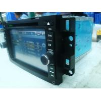 Buy cheap Automotive GPS Car Digital Touch Screen DVD Player with USB, SD, TV for Chevrolet Captiva product