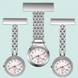 Buy cheap 3 ATM Zinc Alloy Custom Design Watches Doctor Nurse Pocket Watch product
