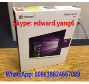 Buy cheap Windows 10 PRO Win 10 Professional Key Code Coa Sticker DVD Packing Box product