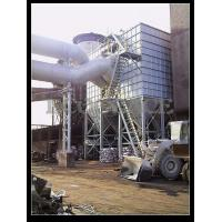 Buy cheap Cement Plant Pulse Jet Fabric Filter / Industrial Bag House Filter Dust Collector product