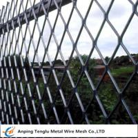 Buy cheap Expanded Metal Fencing Panels|0.5mm Steel Wire Fencing for Sports Fields China Factory product
