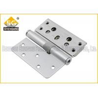 Buy cheap Detachable 3d Adjustable Butt Gold Hinge Support Zinc Alloy / Iron Material product