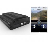 Quality 3G / 4G Mobile Vehicle DVR Truck Automotive Video Recorder H.264 for sale