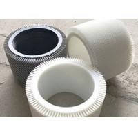 1.2m Width PP Material Industrial Roller Brushes , Food Industry Cleaning Brushes