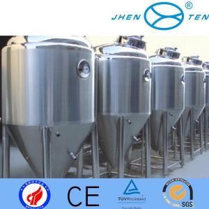 Buy cheap dispositivo inoxidable de la limpieza del CIP del depósito de fermentación del equipo de laboratorio 100L product