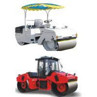 Buy cheap 3000kg hydraulic front drum vibration road compactor for sale product