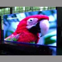 Buy cheap CE RoHS electronic program led advertising display 16X16 dot red green blue full color led display screen product