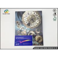 China Recyclable Handwork Festival Paper Greeting Cards with Colorful Printing on sale