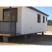 Portable bunglow house prefab granny units light steel for Prefab granny unit california