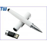 Buy cheap Ballpoint Pen 3IN1 2GB Pendrives Memory Stick Drive Soft Tough product