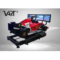 Buy cheap 9D Virtual Reality F1 Driving Simulator With Project Car Racing Game For from wholesalers
