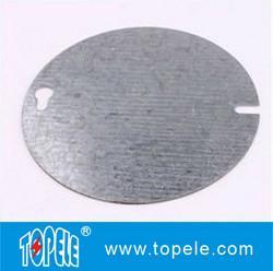 Buy cheap Восьмиугольная гальванизированная стальная крышка 54К1, квартира, диаметр 4-Инч product