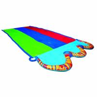 Buy cheap PVC Inflatable Water Slides 58 Inch Wide Surfboard Summer Outdoor Entertainment product