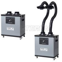 Buy cheap Portable Solder Fume Extractor , Mobile Phone Solder Station Fume Extractor product