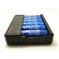 Buy cheap Vape Mod Box Mod 6 Slot Battery Charger , 6 * 20700 Battery Charger ABS Material product