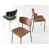 Buy cheap Fifties Tanned Leather Stool / Saddle Stool Office Chair L 50,5 P 54 H 95 Cm product
