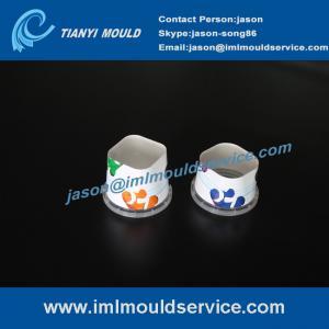 Buy cheap produisant 250g IML à parois minces sèchent des conteneurs de fruits et les tasses moulent dans la porcelaine product