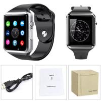 A1 Smart Watch Bluetooth Smartwatch Apple iWatch Support ...