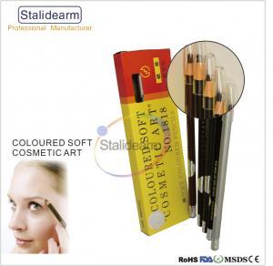 China Карандаш брови водоустойчивого постоянного крена бумаги ручки брови макияжа косметический wholesale