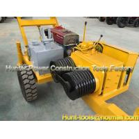 Buy cheap Gasoline engine power Cable Pulling Winches Cable Pull Assist Winch product