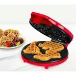 China 700W Circus Waffle Maker , Commercial Waffle Maker With Bakelite Housing on sale
