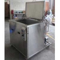 Buy cheap 1500W Ultrasonic Filter Cleaning Machine For Steam Turbine Lubrication Oil Filters Cleaning product
