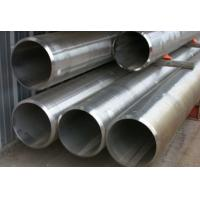 Buy cheap Grade 6 ASTM A333 Seamless Tube Pipe , Seamless Pipe Steel MTC Certificated product