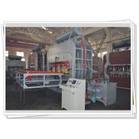 Buy cheap Down Press Double Side Laminate Pressing Machine / Plywood Hot Press Machine product