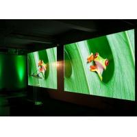 China Refresh SMD1515 Led Advertising Display P1.9 For Indoor Architectures on sale