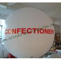 0.18mm helium quality PVC Waterproof Advertising Balloons For Celebration