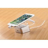 Buy cheap COMER mobile phone accessories stores security display stand holders with alarm+charger from wholesalers