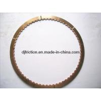 Buy cheap Sintered Bronzes Marine Gearbox Friction Plate (ZJC-571) product