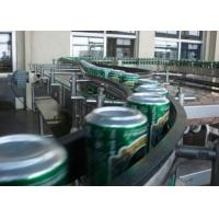 Buy cheap Pop Top Can Liquid Filling Equipment All In One Beer Filling Machine product