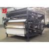 Buy cheap Filter press machine vacuum belt press filter belt small test filter press from wholesalers