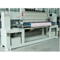 Industrial Quilting Machine / Quilting With Embroidery Machine 3375mm Width